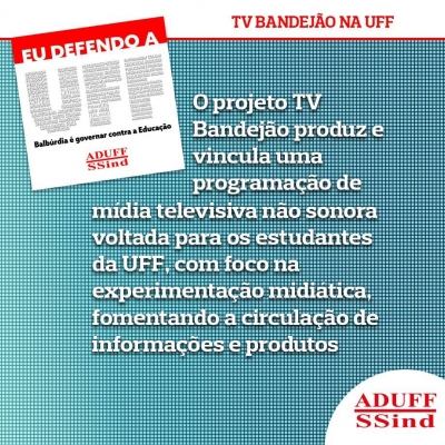TV bandejão